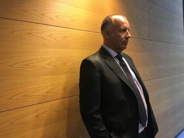 Kari Uoti on tuttu mies julkisuuden oikeudenkäynneistä.
