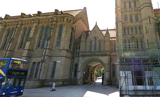 Manchesterin yliopisto on käynnistänyt tapauksesta sisäisen tutkinnan.
