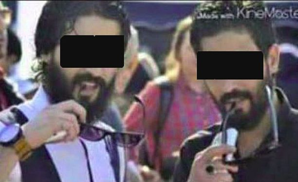 Poliisin joulukuussa jakama kuva irakilaisveljeksistä.