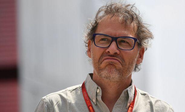 Jacques Villeneuve ei ole koskaan pelännyt sanoa mielipidettään ääneen.