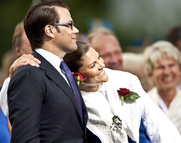 Prinsessa Victorian ja Daniel Westlingin häihin on alle kuukausi aikaa.