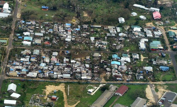 Joidenkin arvioiden mukaan sykloni olisi vaikeuttanut merkittävästi ainakin 150 000 vanuatulaisen elämään.