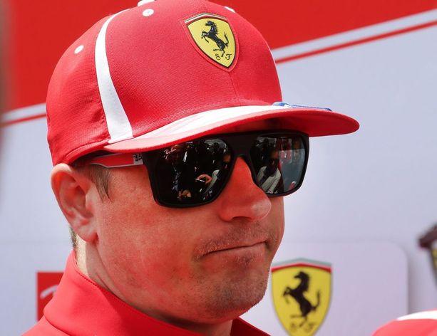 Kimi Räikkönen sai Montrealissa vastattavakseen odotetun kysymyksen.