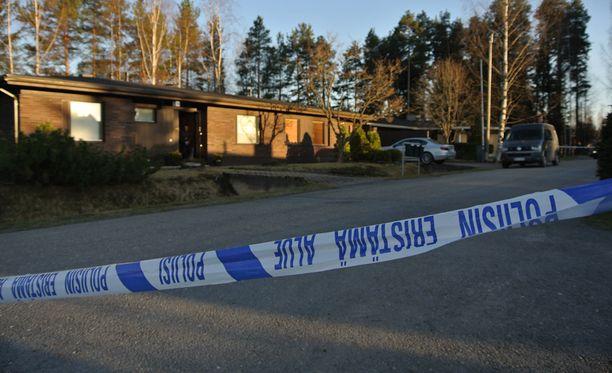 15-vuotias teinityttö löydettiin huhtikuussa kuolleena Seinäjoen Joupissa sijaitsevasta omakotitalosta.