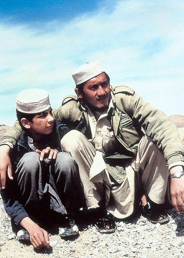 Afgaanipoikien tarina perustuu tositapahtumiin.