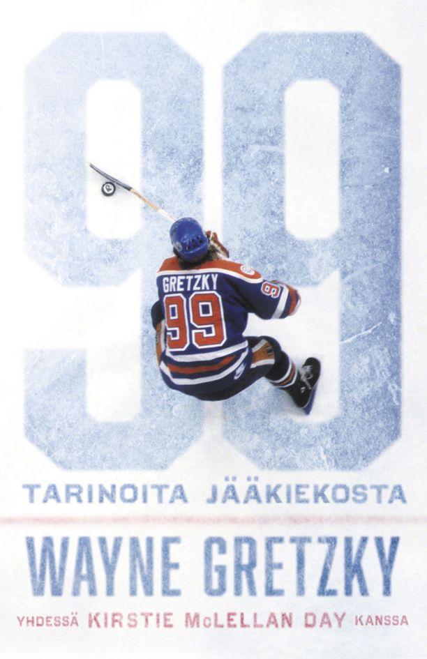 Kirja 99, tarinoita jääkiekosta - Wayne Gretzky yhdessä Kirstie McLellan Dayn kanssa (Otava) ilmestyy tällä viikolla.