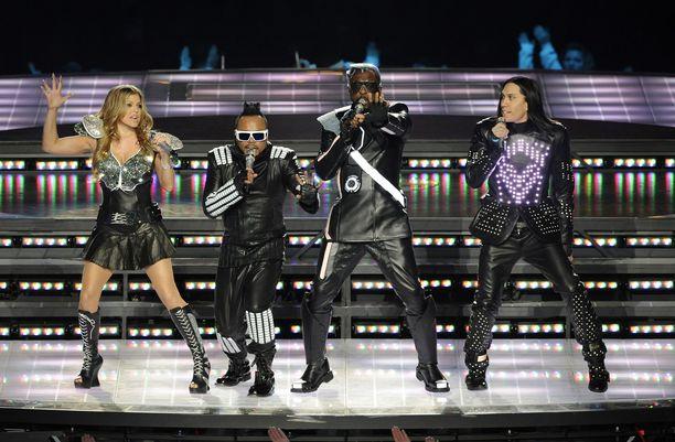 The Black Eyed Peas tunnetaan esimerkiksi kappaleistaan Pump It, Shut Up, Don't Lie ja I Gotta Feeling.