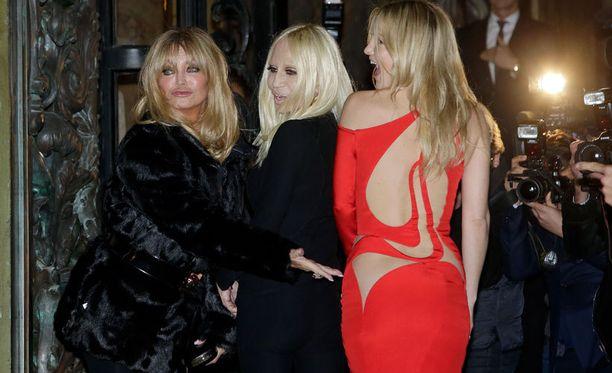 Goldie Hawn pelleili tyttärensä kustannuksella...