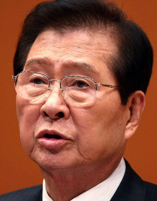 Kim Dae Jung.