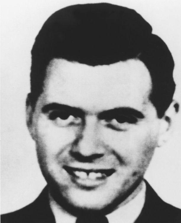 Josef Mengele oli kuuluisa julmista ihmiskokeistaan.