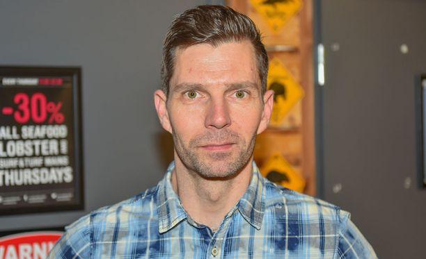 Janne Ahonen on päässyt pikkuhiljaa hyvään hyppykuntoon.
