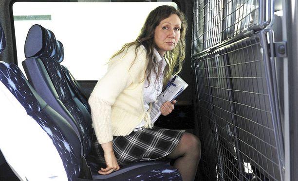 Rikoksista epäilty mies on Anneli Auerin tuttu.