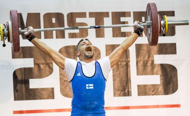 Kimmo Lähde sai neljän vuoden kilpailukiellon.
