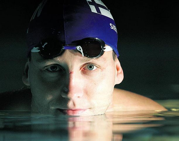Jani Sievinen on valmis jättämään huikean uintiuransa taakseen ja suuntaamaan kohti uusia tuulia.