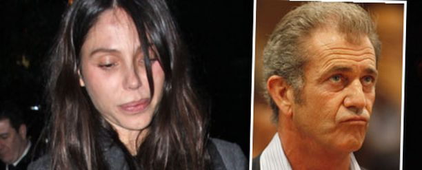 Mel Gibson ja Oksana Grigorijeva taistelevat yhteisen tyttärensä huoltajuudesta kohueron jälkeen.