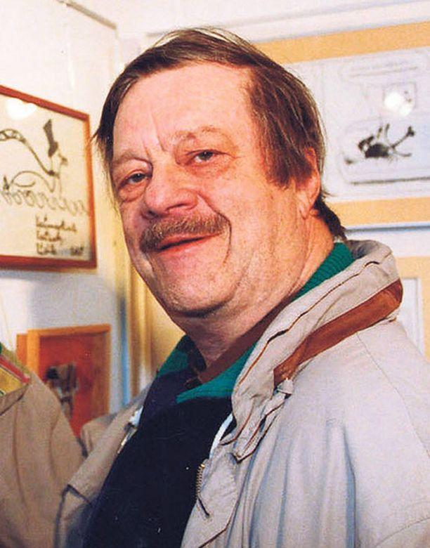 Kari Suomalainen.