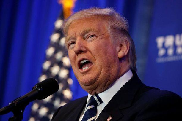 Donald Trump, ehdokkaista luotettavampi, vastaavat äänestäjät nyt.