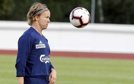 """Markku Kanervan Huuhkajista ulos jättämä Petteri Forsell: """"Odotin ehdottomasti, että olen mukana"""""""