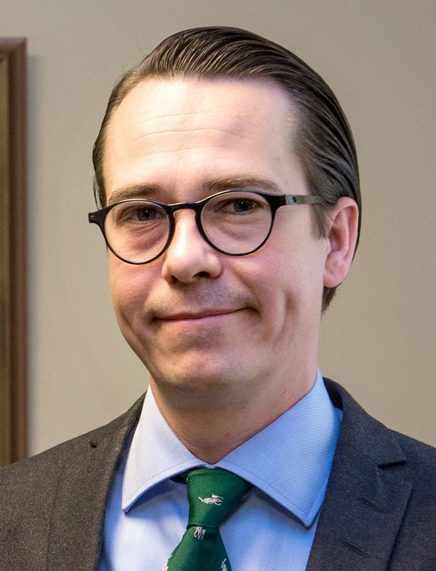 Carl Haglundin johtaman rkp:n vuosikymmenten hallitustaival katkesi.
