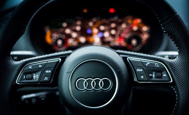 CaaraGo:n kautta voi vuokrata esimerkiksi Audi A3- tai A4-malleja.