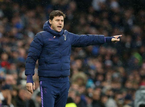 Mauricio Pochettino toimi ennen nykyistä pestiään viimeksi Tottenhamin pääkäskyttäjänä.