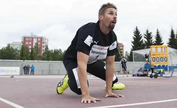 Antti Ruuskanen palasi vaikean vamman jälkeen arvokisaurheilijaksi.
