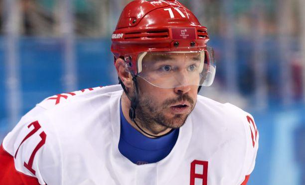 Ilja Kovaltshuk vähätteli tappiota Slovakialle.