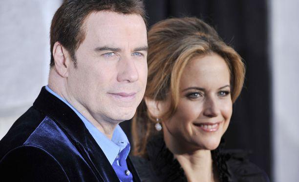 Travoltan, 56, vaimo Kelly Preston synnytti 48-vuotiaana.