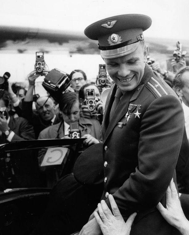 Juri Gagarinin kuolema oli kansallinen tragedia.