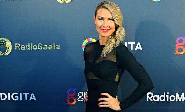 Heidi Suomi on työskennellyt urheilu-uransa jälkeen toimittajana ja juontajana.