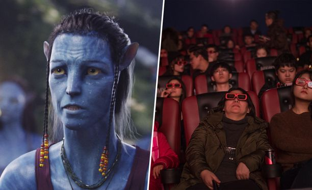 Avatarille on ollut kysyntää kiinalaisissa elokuvateattereissa.