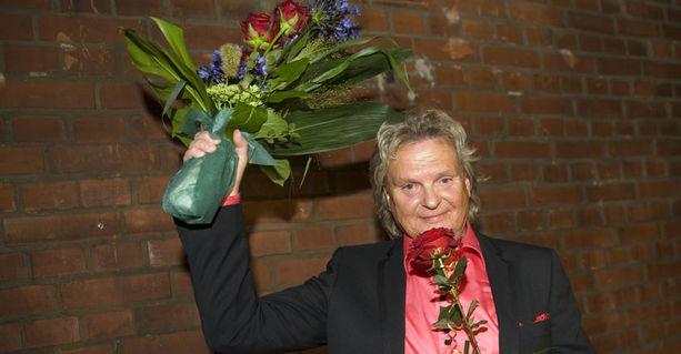 Pepe Willbergin ura lähti jälleen uuteen nousuun, kun hän pokkasi torstaina Iskelmä Finlandia -palkinnon.