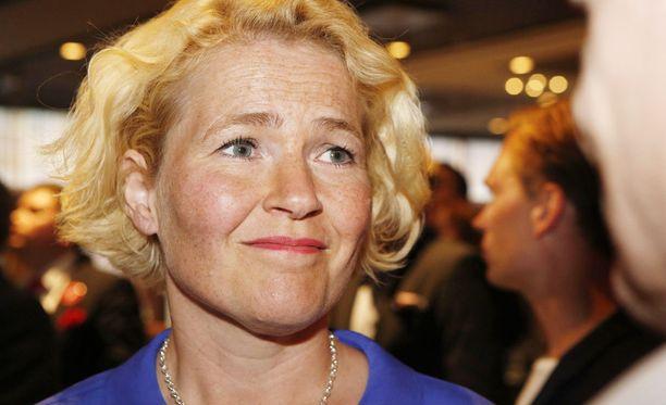 Miapetra Kumpula-Natri oli kansanedustaja ennen siirtymistään europarlamenttiin.