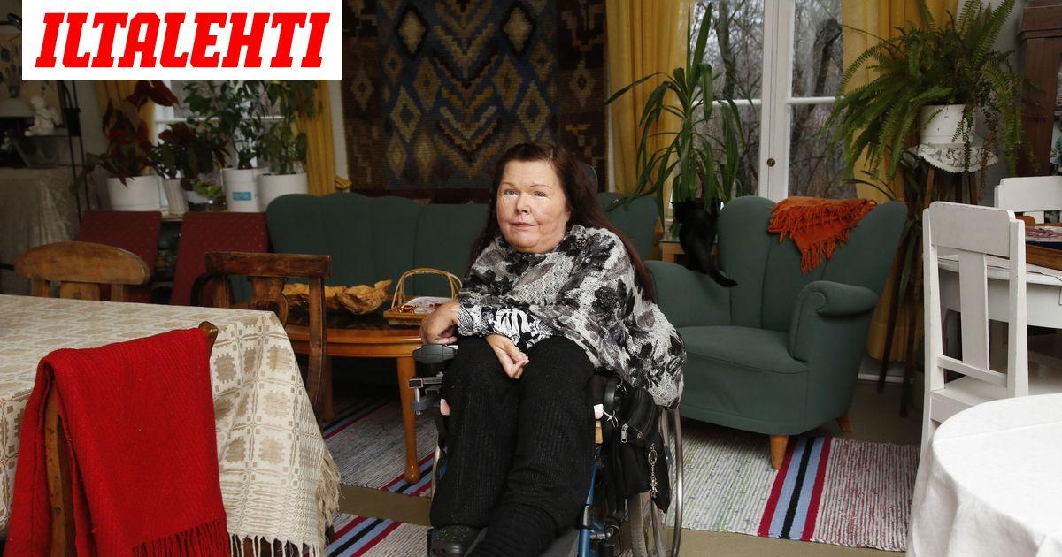 Liisa Rautanen elää vain 15 minuuttia, jos hengityskone suljetaan - hänen ei koskaan uskottu selviävän edes aikuiseksi