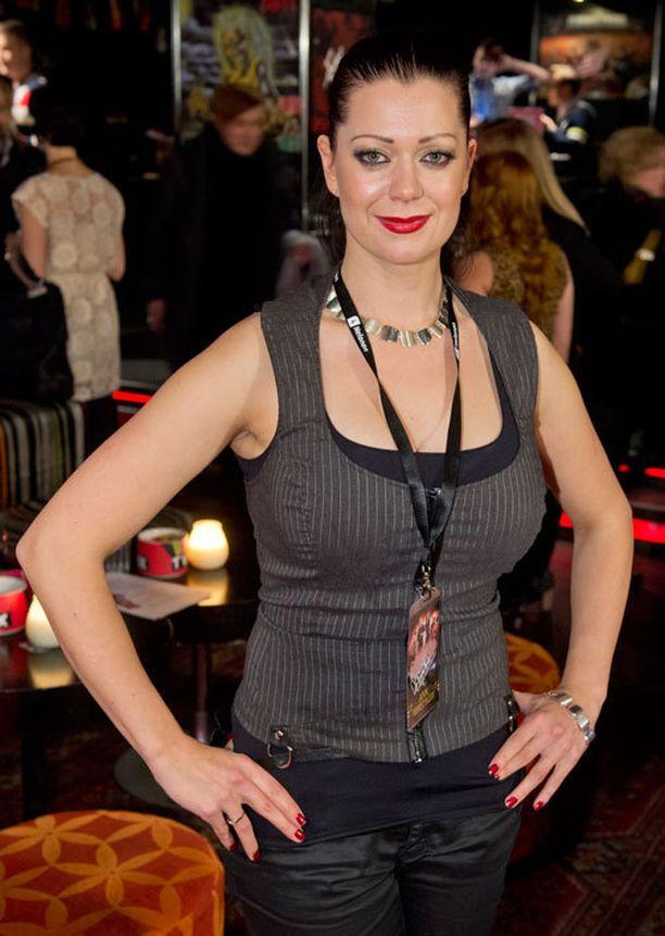 Ann Wikström