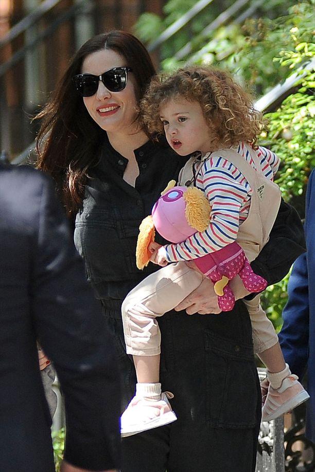 Liv Tyler New Yorkissa heinäkuussa 2019.