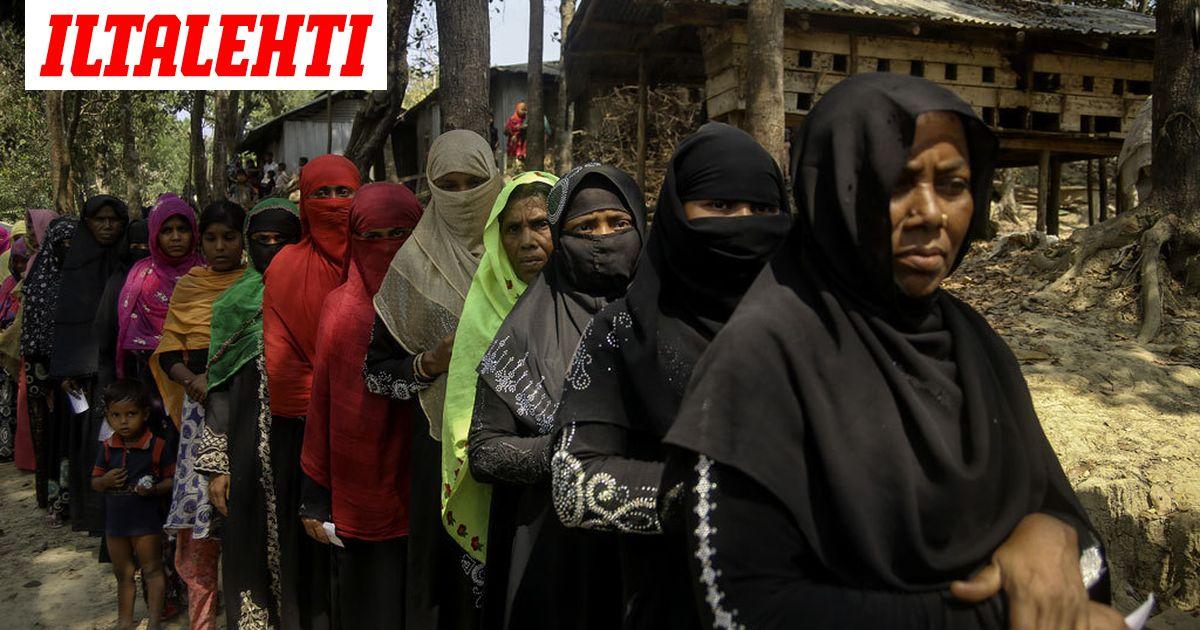 Rohingya Muslimit
