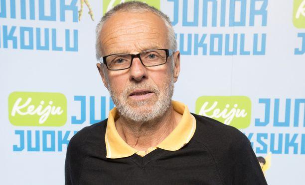 Lasse Virénillä ei ole kovaa luottoa Suomen MM-ryhmään.