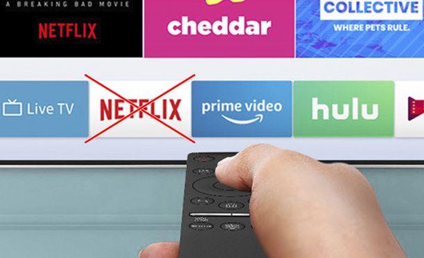 Kuvituskuva: Uusista Tizen-käyttöliittymällä toimivista televisioista Netflix ei ole häviämässä.