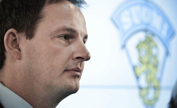 Matti Nurmisen mukaan Jääkiekkoliitossa ei ole tietoa David Fjällin väittämistä tapahtumista.