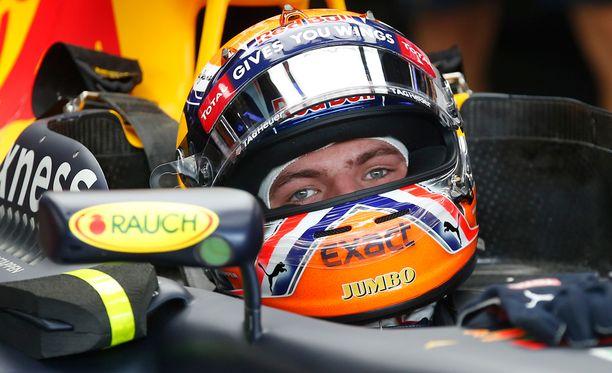 Max Verstappen on ollut yksi F1-kauden valopilkuista.
