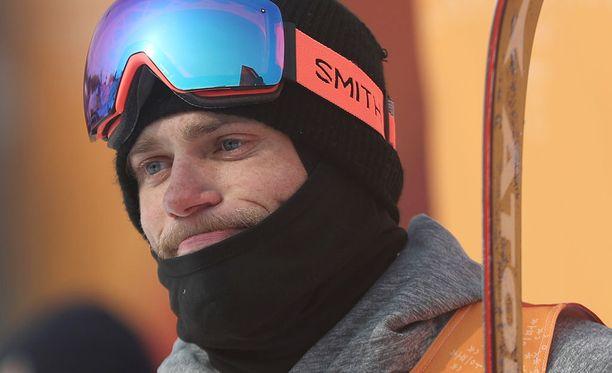 Gus Kenworthy on sekä olympiaurheilija että tunnettu eläinten ystävä.