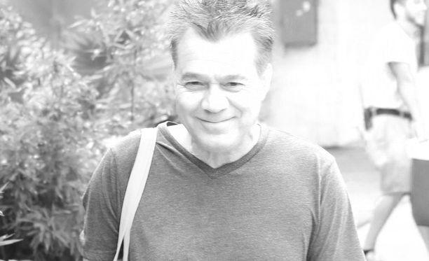 Eddie Van Halen ennätti tehdä pitkän uran muusikkona.