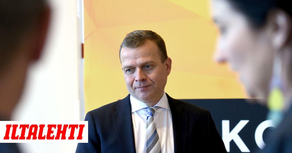 Petteri Orpos: Rinne, nyt bussin diesel käyntiin ja kohti...