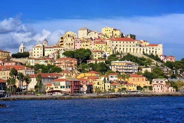Imperian kaupungissa nautitaan Italian parhaasta säästä, jos tuoretta vertailua on uskominen.