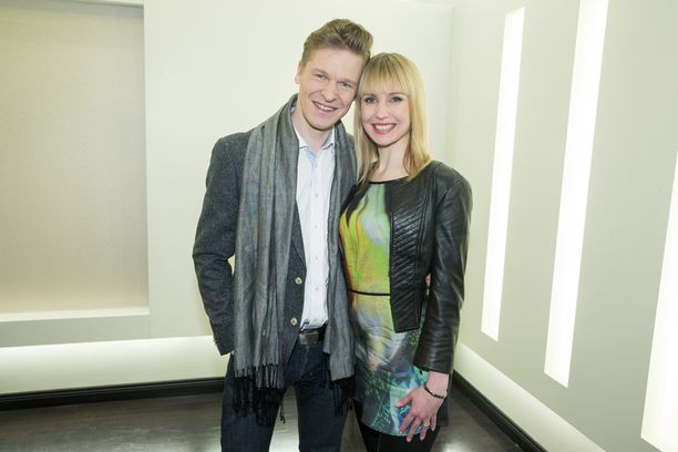 Toni ja Heidi Nieminen kävivät Elämä pelissä -sarjan kuvauksissa viikon parisuhdeleirillä Virossa.