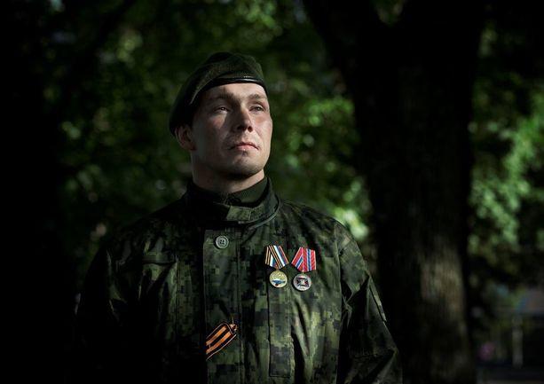Petri Viljakainen on liittynyt niin sanotun Donetskin kansantasavallan taistelijoihin.