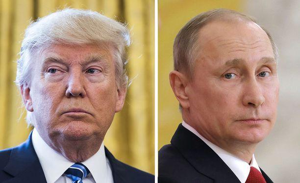 Yhdysvalloissa niin demokraatit kuin osa republikaaneistakin kokee, että Donald Trumpin ja Vladimir Putinin välinen huippukokous Helsingissä tulisi perua.
