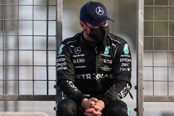 Valtteri Bottas on ajanut tällä kaudella kolmesti pisteille.