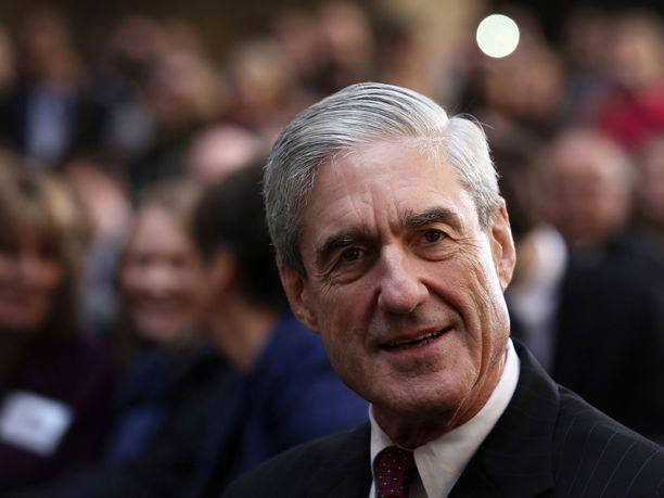 Erikoissyyttäjä Robert Mueller joutui Venäjän disinformaatiokampanjan kohteeksi pian nimittämisensä jälkeen vuonna 2017.